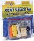 AD0707 Adventure Medical Kits Pocket Survival Pak