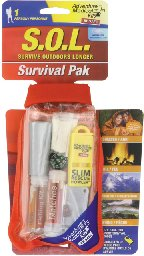 AD0727 Adventure Medical Kits S.O.L.