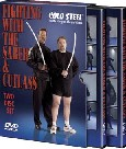 CSVDFSC Cold Steel DVD Fighting with the Sber & Cutlass