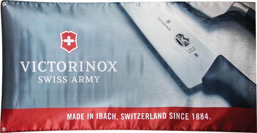 Vnvrcs11009 Victorinox Swiss Army Banner
