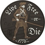 MXLFODA Live Free or Die Patch
