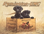 TSN0932 Tin Sign Remington