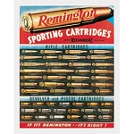 TSN1001 Tin Sign Remington